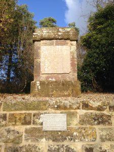 Portrait image of Jack Cade Monument